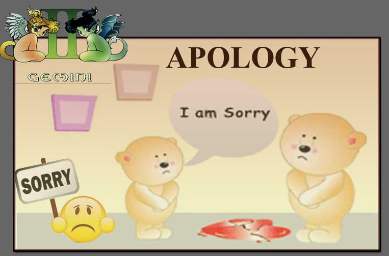 how to apologize to a friend
